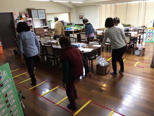 【AH横浜東寺尾】アズハイムのデイサービスを、毎月一回地域の方に体験頂いています!