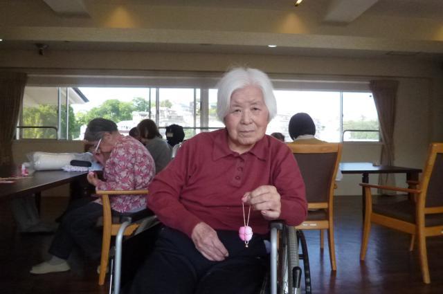 【AH横浜東寺尾】毎月1回開催している手芸サークル☆5月はキーホルダーを作りました!