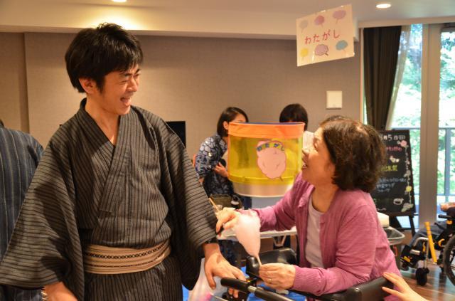 【AH川崎中央】納涼祭♪ご入居者もスタッフも揃って楽しみにしている一大イベントが、今年もやってきました!