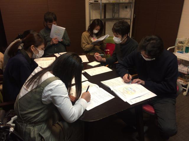 【AH東浦和】ラウンド研修レベル1「看取りの介護」「緊急時の対応―非常災害と防犯」について学びました。