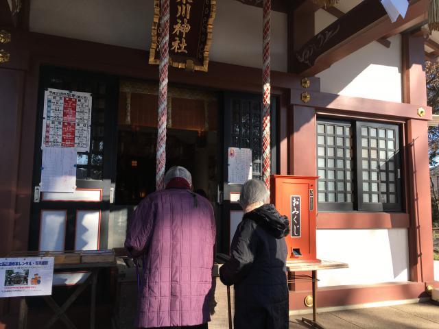 【AH大泉学園】二日間に分けて、ご入居者の皆さまと大泉氷川神社に初詣に行ってきました♪