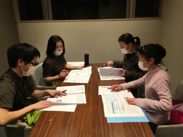 【AH川崎中央】ラウンド研修(レベル2)「認知症・高次脳機能の基礎理解」を学びました。