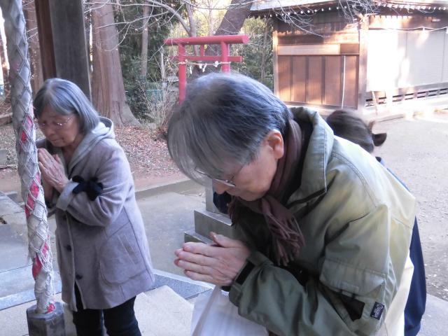【AH横浜いずみ中央】毎年恒例の新年のご挨拶!初詣に行きました♪