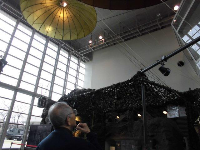 【AH光が丘】夢プロ☆戦闘機が大好きなご入居者のご要望で、「陸上自衛隊広報センターりっくんランド」へ行ってきました!