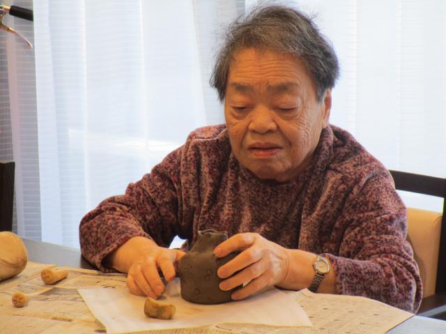【AH練馬ガーデン】リニューアルした陶芸教室が開催されました♪