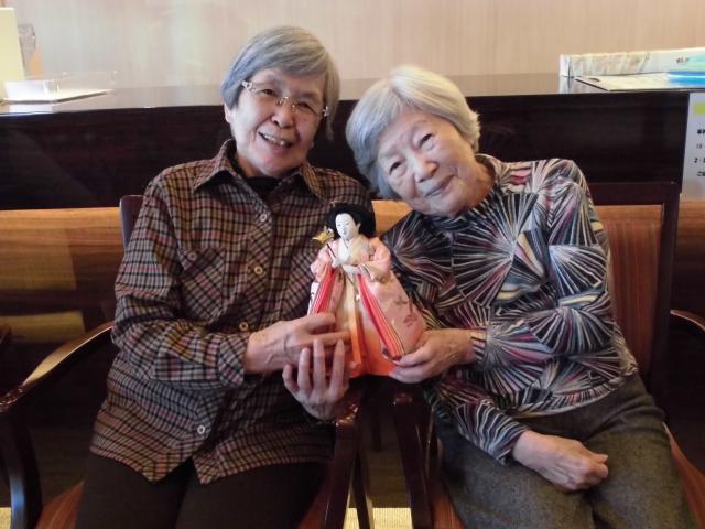 【AH町田】今年のひな祭りは、お雛様を飾るところから当日のパーティーまで、存分に楽しみました♪