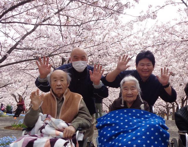 【AH千葉幕張】日本の春の美しさを感じることができる公園へ、お花見に行ってきました♪
