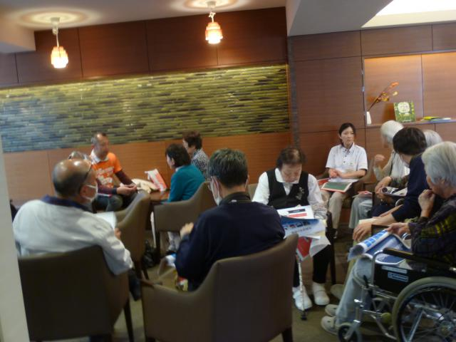 【AH東浦和】緊急事態の場に居合わせた時の対処法を学ぶ。「バイスタンダー養成講座」を開きました。