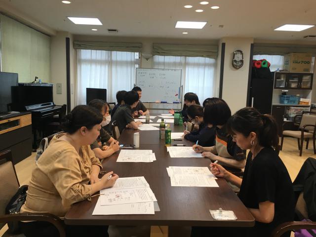 【AH横浜上大岡】ラウンド研修(レベル2)「発達と老化の理解」「事故予防と再発防止」を学びました。