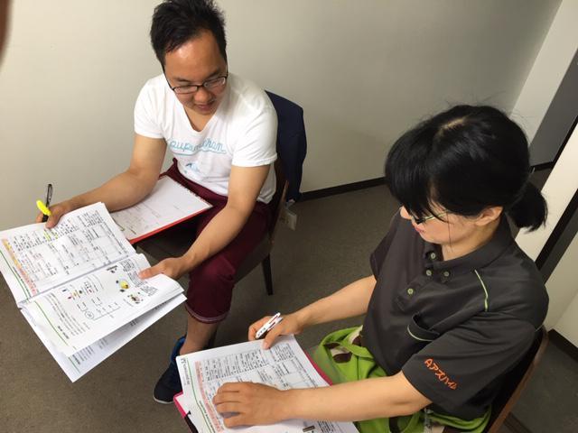 【AH川越】ラウンド研修(Level3)「感染予防 食中毒」「緊急時の対応」を行いました。