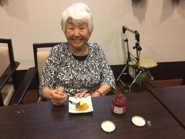 【AH文京白山】月に一度の料理教室の日でした♪今回はホットケーキを作りました☆