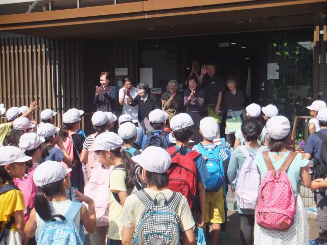 【AH南浦和】〜小学生との交流会 第3回目〜小学4年生の子供達が、ホームに遊びに来てくれました♬