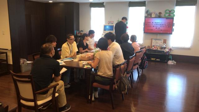 【AH横浜いずみ中央】地域住民の方10名をご招待して、「バイスタンダー養成講座」を開講しました。