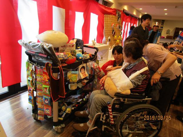 【AH練馬ガーデン】「古き良き日本の祭り」をテーマとした納涼祭を行いました♬