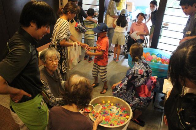 【AH横浜いずみ中央】総勢300名の納涼祭!地域の方々やご家族など、たくさんの方にお越しいただきました☆