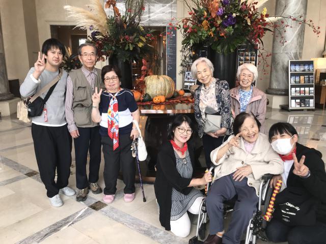 【AH光が丘】観光名所がいっぱいある横浜へ、バス旅行に行ってきました♬
