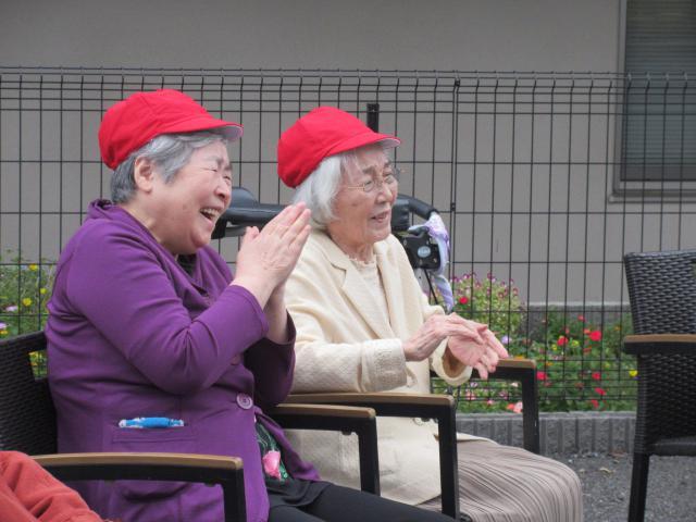 【AH町田】初の取り組み★秋の大運動会が開催されました!ご入居者からスタッフまで、全員参加の楽しいイベントとなりました♬