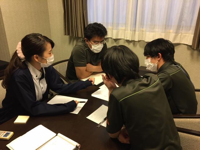 【AH文京白山】安全委員会が開かれ、報告書等の検証や評価を行いました。