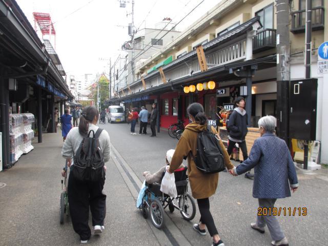 【AH横浜上大岡】浅草寺や江戸東京博物館など、浅草観光を楽しみました♬