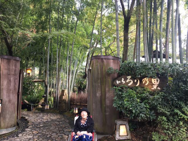 【AH南浦和】姉妹での、お墓まいりとランチ会が実現!ご入居者の反応がとてもよく、時折笑顔も見られました☆
