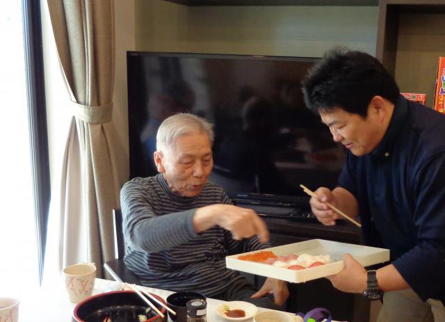 【AH千葉幕張】みなさま大好き♡なお寿司食べ放題レクリエーションを行いました♬