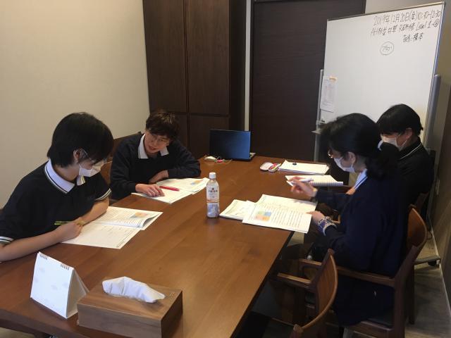 【AH杉並井草】ラウンド研修レベル1「コミュニケーションと接遇マナー」「緊急時の対応」が行われました。