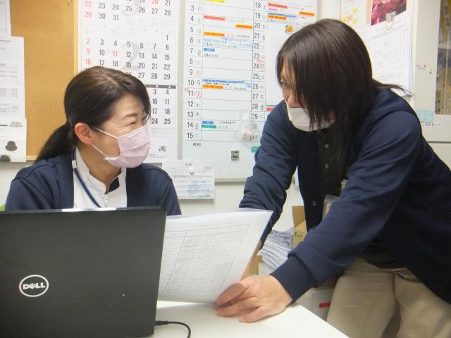 【AH南浦和】2020年1月入社の看護スタッフを紹介させて頂きます。モットーは「心に寄り添っていくこと」です。