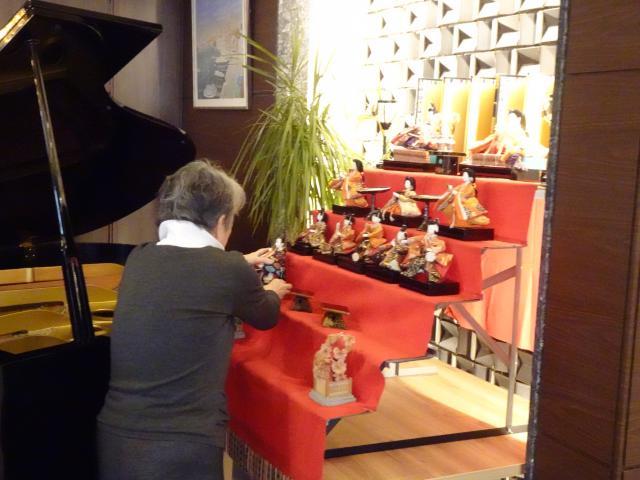 【AH杉並井草】ひな祭りのお祝いをしました♬月に一度の「おもてなしグルメランチ」も合わせて行いました♬