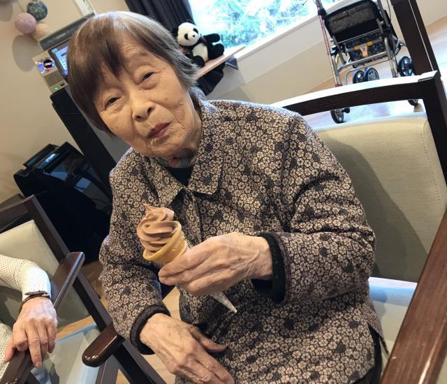 【AH川崎中央】あま〜いアイスクリームを、心ゆくまで堪能しました!