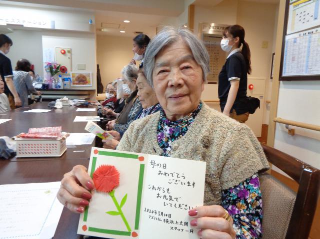 【AH横浜上大岡】母の日、鯉のぼりのデコレーションなど、5月に行われたイベントをご紹介します♬