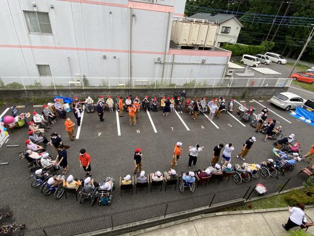 【AH町田】第2回 春の大運動会が開催されました!ご入居者とスタッフが一丸となり楽しいイベントとなりました♪