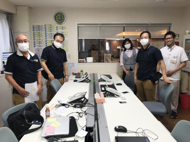 【AH東浦和】事務室一新!いつも見られる場所なので、清潔さを心がけています♬