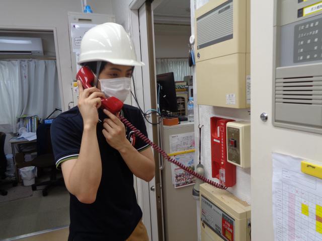 【AH横浜上大岡】もしもの時に備えて、消防避難訓練を行いました!