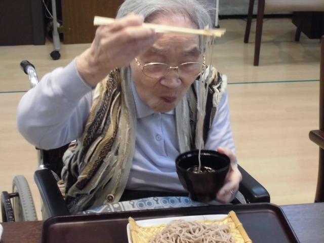 【AH横浜上大岡】麺を楽しむ「麺ランチ」を開催しました♬ざる蕎麦御膳をご用意させていただきました☆