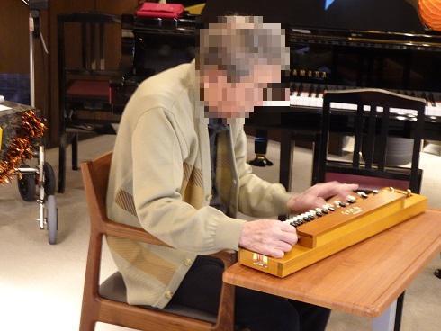【AH杉並井草】「大正琴を演奏している姿を見せたい」その夢が、ご本人の努力の積み重ねで実現しました☆