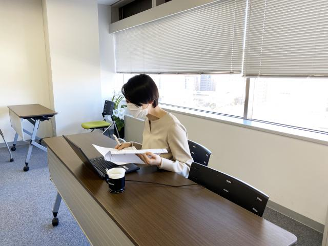 【マナー向上委員会】ご入居者とスタッフの関わり方について、議論を交わしました。