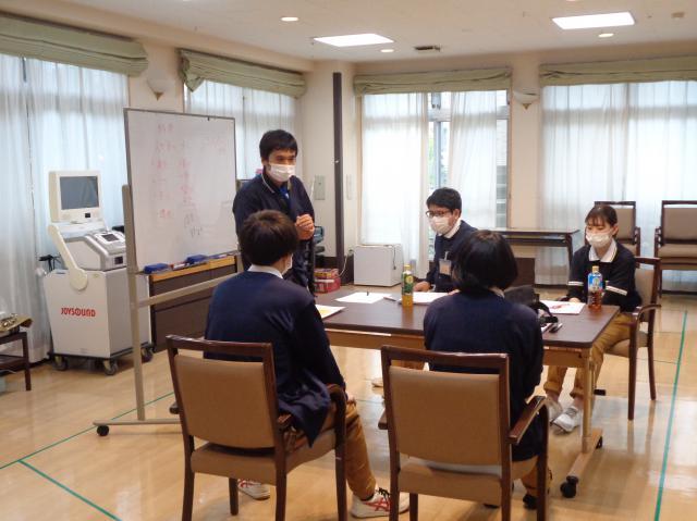 【AH横浜上大岡】4名のフレッシュな新卒スタッフが、担当ホームに配属されました!