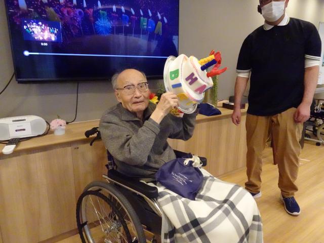 【AH上福岡】毎月第4日曜日に、お誕生日会を開催しています!