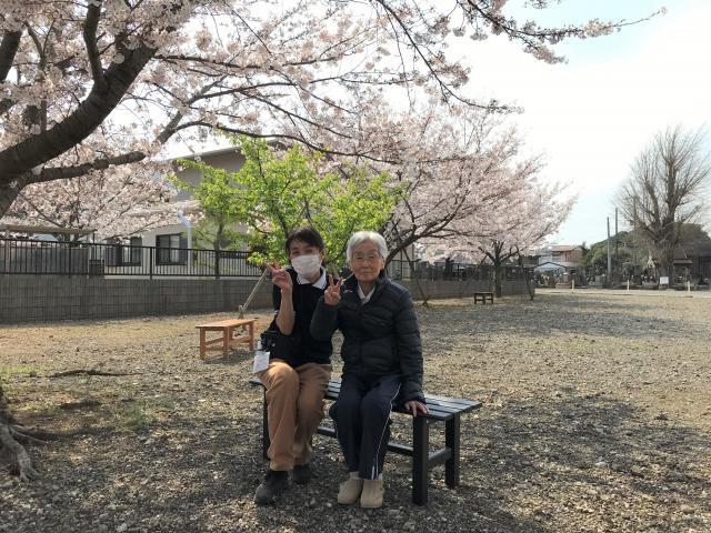 【AH千葉幕張】今年は、十分に気をつけながらもお花見を楽しむことができました☆
