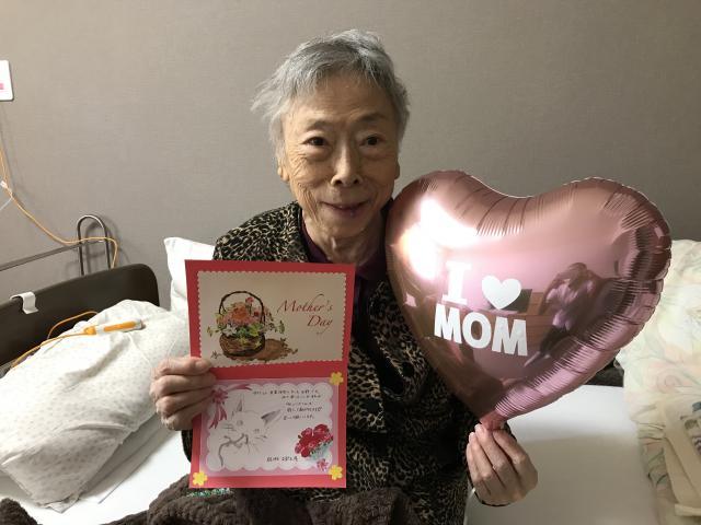 【AH大泉学園】母の日には、心を込めたメッセージを添えて・・・♡