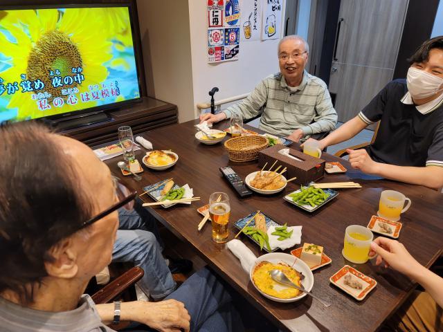 【AH文京白山】父の日感謝デー☆「居酒屋はくさん」オープンしました!