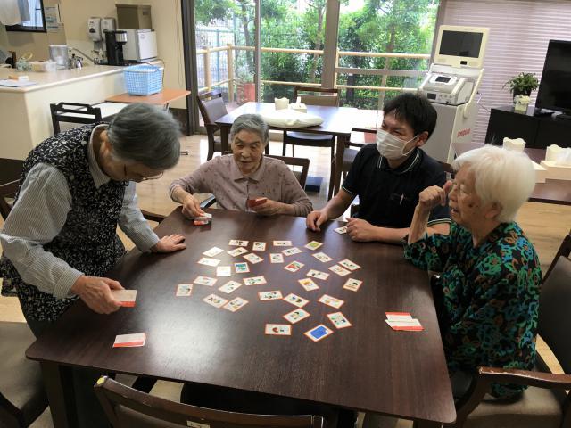 【AH川越】5月より、カードゲームを楽しむ時間を作っています!