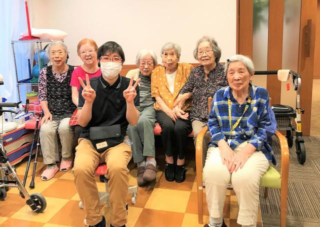 【AH大泉学園】サプライズ演出のお別れ会を行いました!