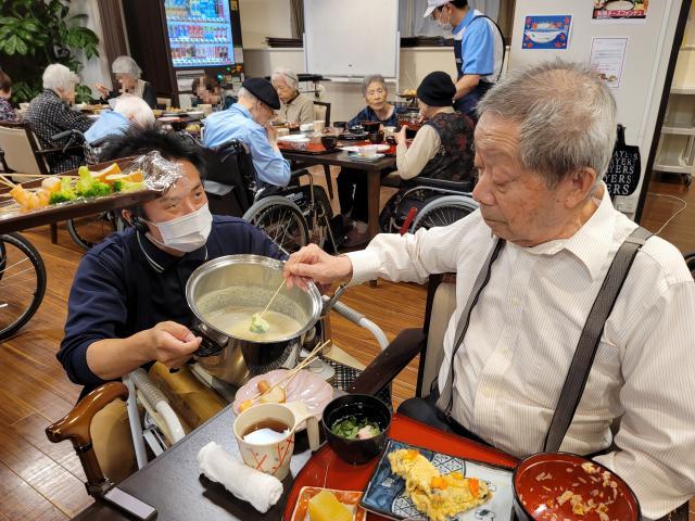 【AH文京白山】「鮭腹子飯」「和風チーズフォンデュ」など、豪華誕生日会ランチをご用意しました☆